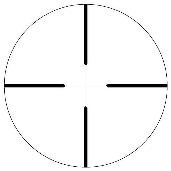 PASSION 3-9x40, reticle - PLEX
