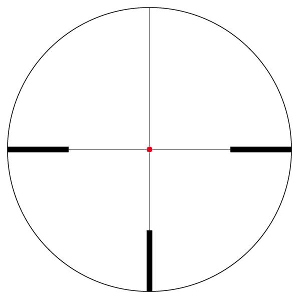 PASSION 2.5-15x56i, reticle - German #4 illuminated